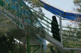 перехід через широкі шосе тегерана
